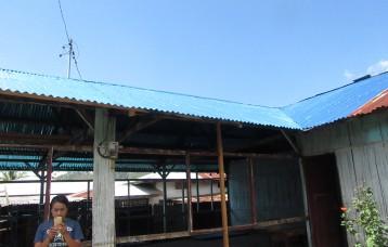 Bajawa, Flores Indonesia, Catholic Junior High School Hostel-May 2018