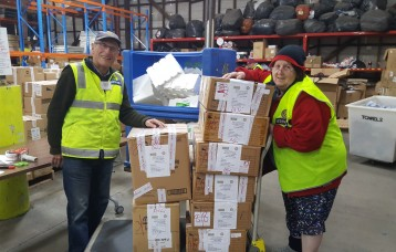 Timor From Rotary Club of Oakleigh (Donations In Kind) 2018
